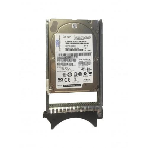 1916-8202 - IBM Power7 E4B, 571GB 10k RPM SAS SFF Disk Drive (IB
