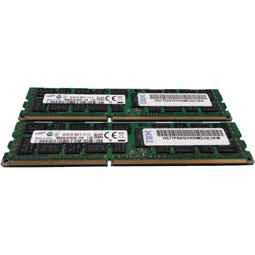 4520-8203 - IBM Power6 E4A 1024MB (2x512MB-8203)  RDIMMs, 667 MH