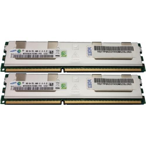 4528-8202 - IBM Power7 32GB (2 x 16GB RDIMMs) Memory DIMMs