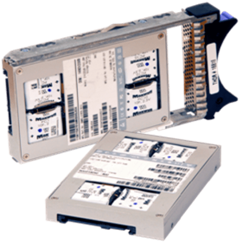 1909-8203 - IBM Power6 E4A 69 GB SFF SAS Solid State Drive