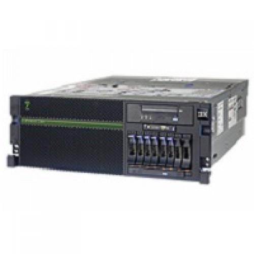 IBM i Series 8205-E6B, Model 740, 6-Core, 3.7 GHz, 41600 CPW