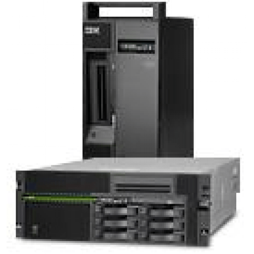 IBM iSeries Model 8203-E4A, 4.2 GHz, 4300-8300 CPW, 2-Core, P10 (UNLIMITED USERS)