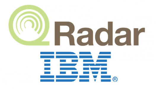 300w Qradar IBM logo