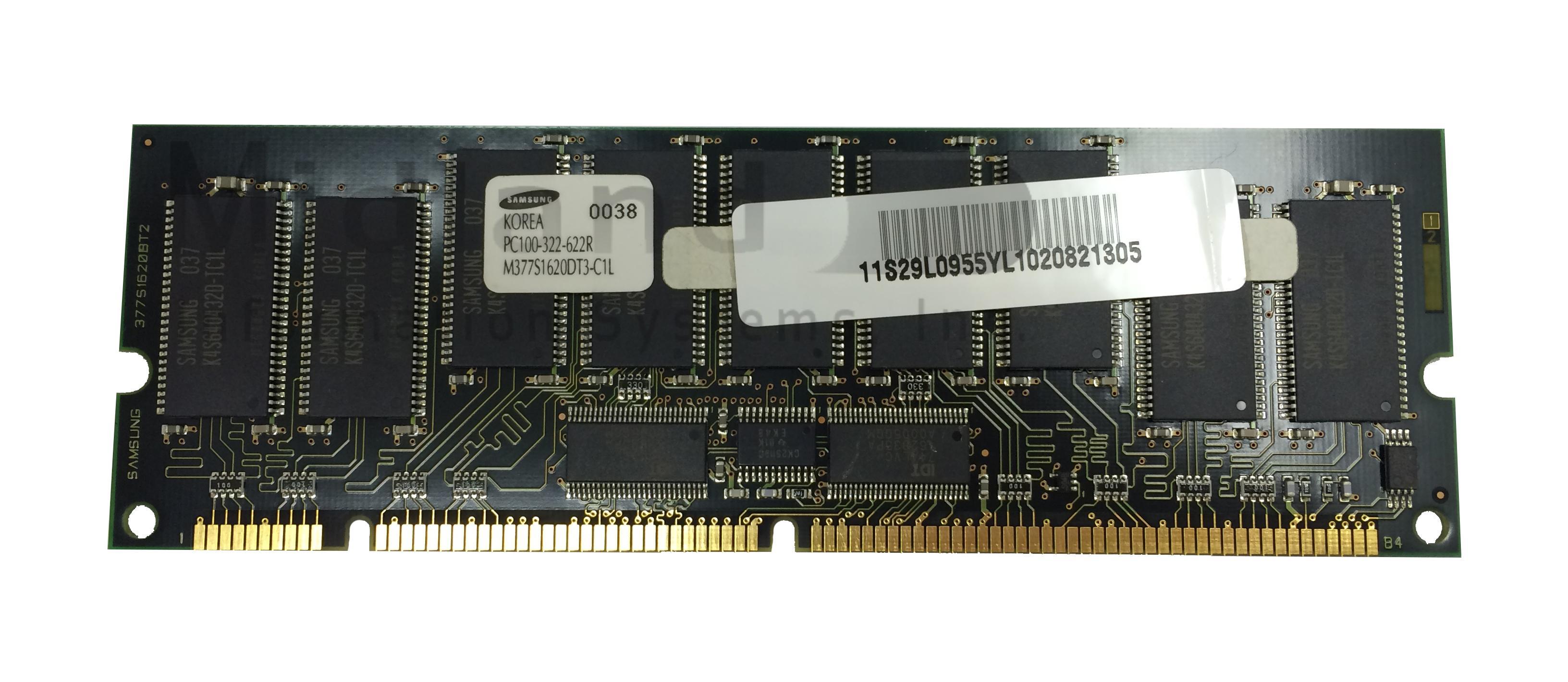 Ibm 2895 128mb Server Memory Dimm
