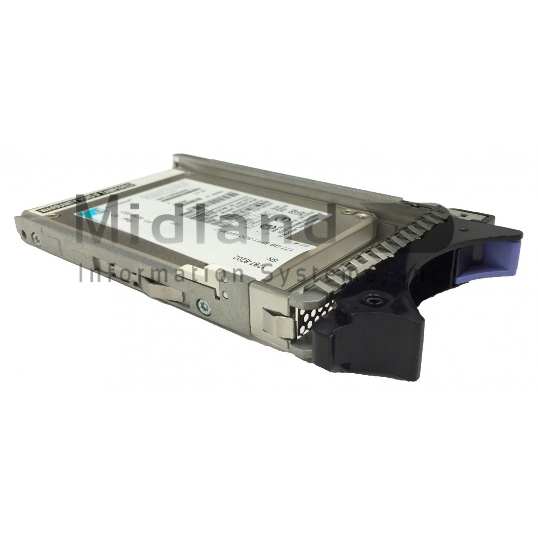 IBM 1787 177GB Solid State Drive SFF-1 SAS SSD for iSeries
