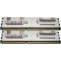 4528-8202 - IBM Power7 32GB (2 x 16GB RDIMMs) Memory DIMMs