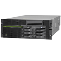 8204-E8A, IBM i Series Model 550, Power6, 4965 (8 Core Processor)